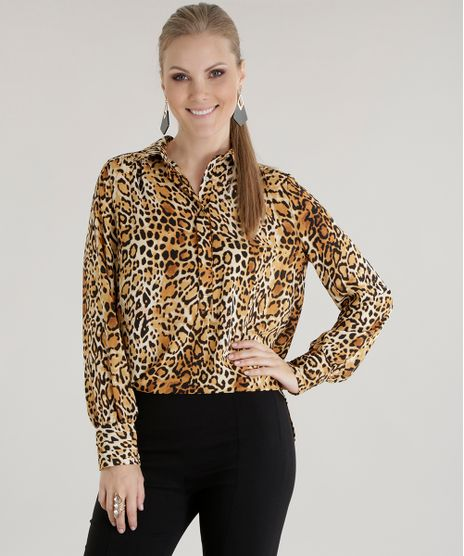 Blusa-Estampada-Animal-Print-Amarela-8540333-Amarelo_1