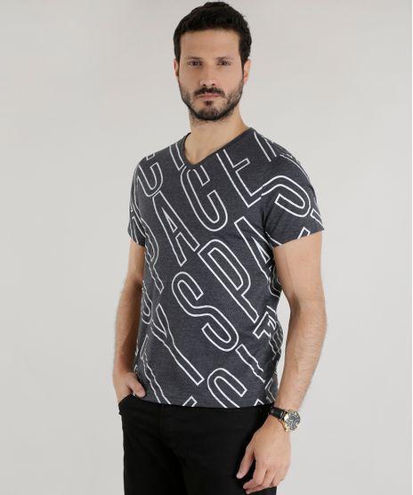 Camiseta-Estampada--Space--Cinza-Mescla-Escuro-8586058-Cinza_Mescla_Escuro_1