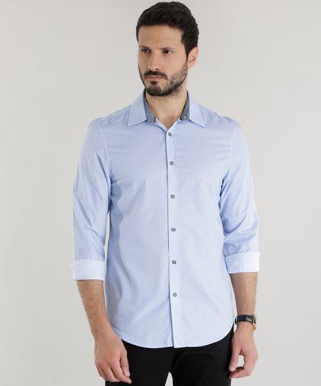 Camisa-Slim-Estampada-Azul-Claro-8500094-Azul_Claro_1