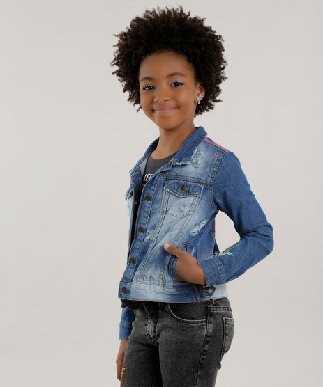Jaqueta-Jeans-Mulher-Maravilha-Azul-Medio-8600420-Azul_Medio_1