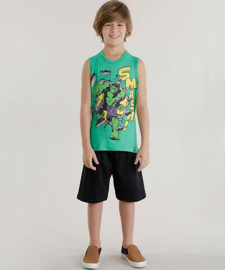Conjunto-Hulk-de-Regata-Verde---Short-em-Moletom--Preto-8567848-Preto_1