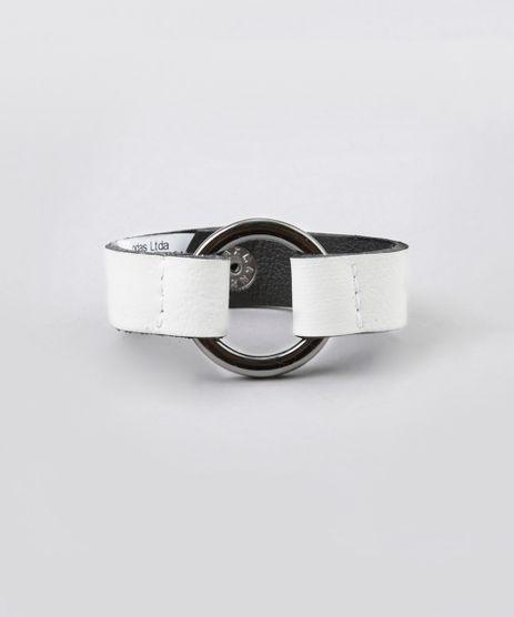 Pulseira-com-Detalhe-em-Metal-Branca-8615869-Branco_1