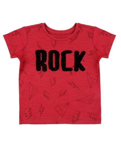 Camiseta-Estampada--Rock--Vermelha-8564782-Vermelho_1