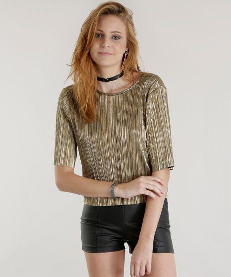 Blusa-Cropped-Plissada-Metalizada-Dourada-8624635-Dourado_1