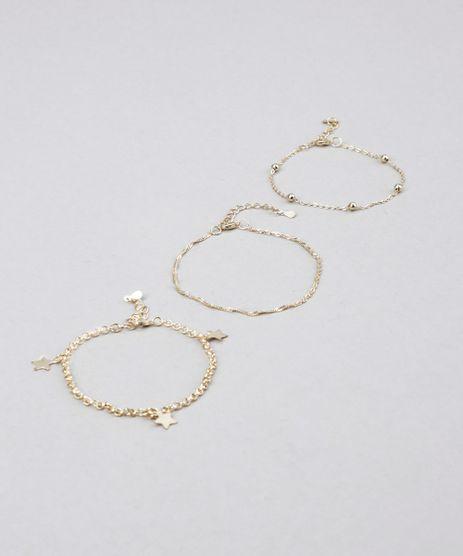 Kit-de-3-Pulseiras-Dourado-8404497-Dourado_1