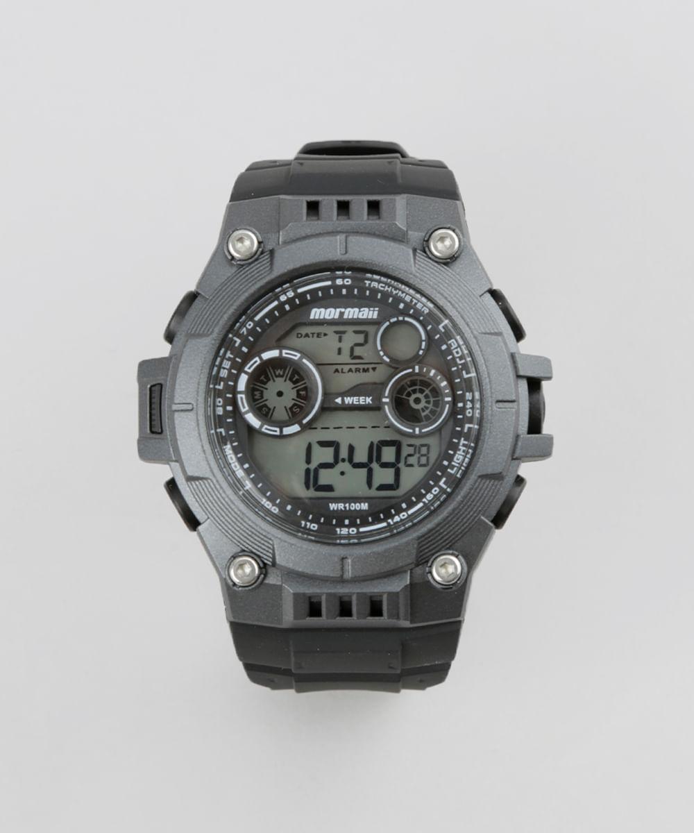 39966361081 CEA. Relógio Digital Mormaii Masculino ...