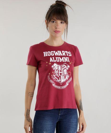 Blusa--Hogwarts-Alumini--Harry-Potter-Vinho-8630286-Vinho_1