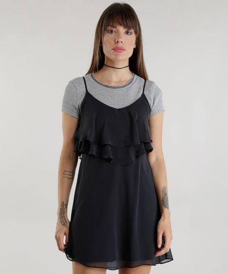 Vestido-com-Babado-Preto-8624592-Preto_1