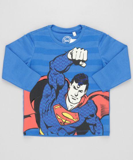 Camiseta-Super-Homem-Azul-8614733-Azul_1