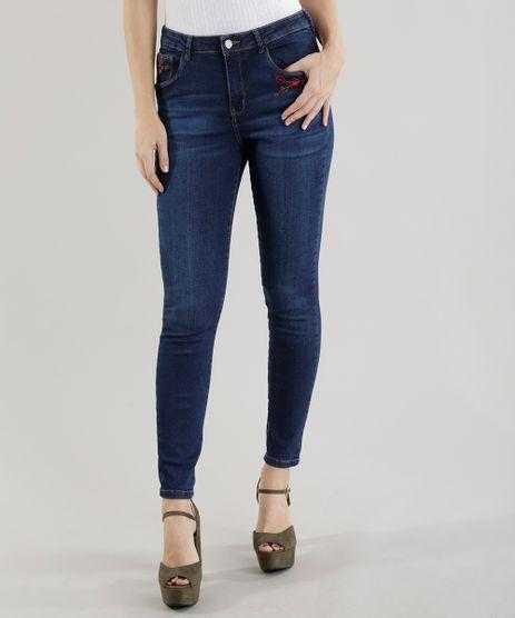 Calca-Jeans-Cigarrete-com-Bordado-Azul-Medio-8605709-Azul_Medio_1