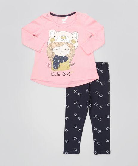 Conjunto-de-Blusa--Cute-Girl--Rosa---Calca-Legging-Estampada-Azul-Marinho-8618373-Azul_Marinho_1