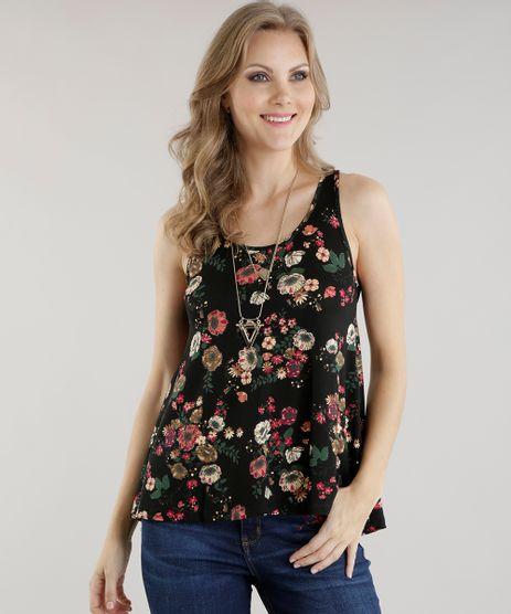 Regata-Estampada-Floral-Preta-8586133-Preto_1