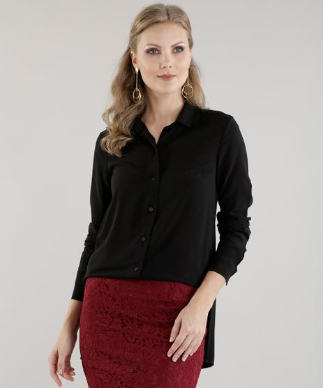 Camisa-Ampla-Preta-8540242-Preto_1