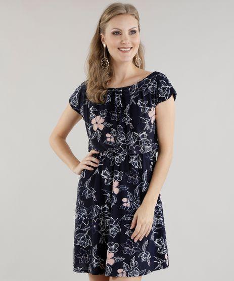 Vestido-Estampado-Floral-Azul-Marinho-8585488-Azul_Marinho_1