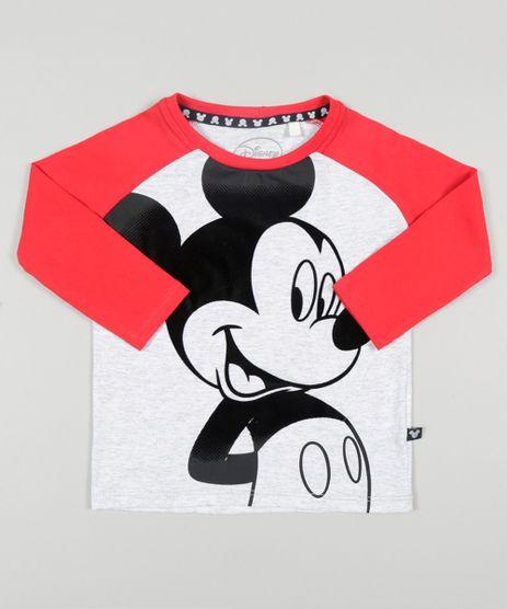 Camiseta-Mickey-Cinza-Mescla-8614835-Cinza_Mescla_1
