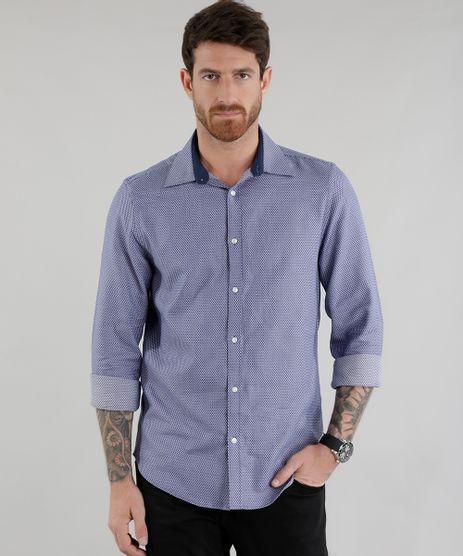 Camisa-Slim-Estampada-Azul-Medio-8456878-Azul_Medio_1