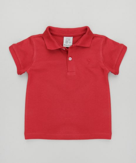 Polo-Basica-em-Piquet-Vermelha-8497906-Vermelho_1