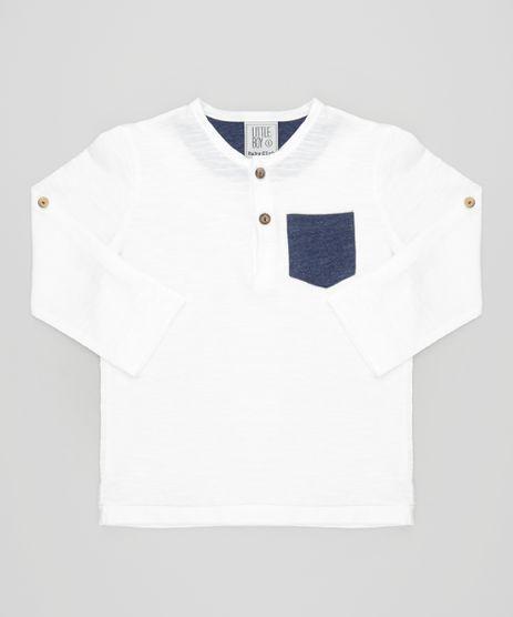 Camiseta-Flame-com-Bolso-Branca-8573104-Branco_1