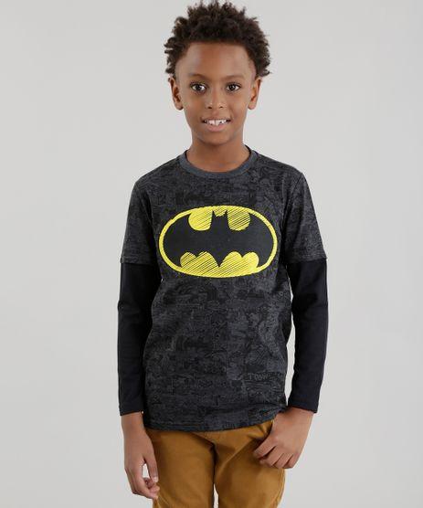 Camiseta-Estampada-Batman-Cinza-Mescla-Escuro-8555617-Cinza_Mescla_Escuro_1