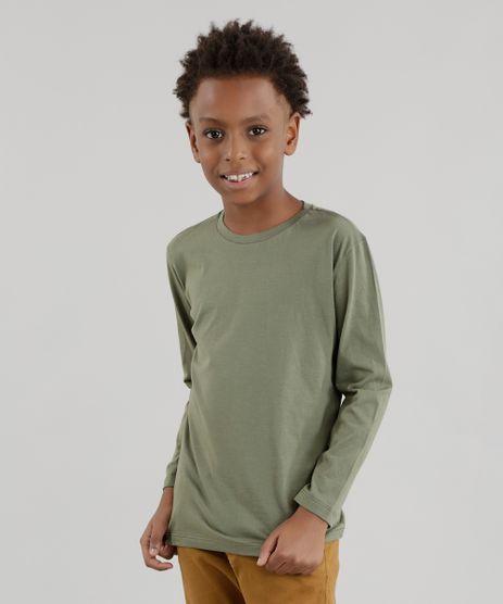 Camiseta-Basica-Verde-Militar-8614841-Verde_Militar_1