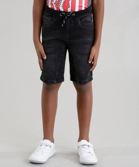 Bermuda-Jeans-Preta-8572120-Preto_1