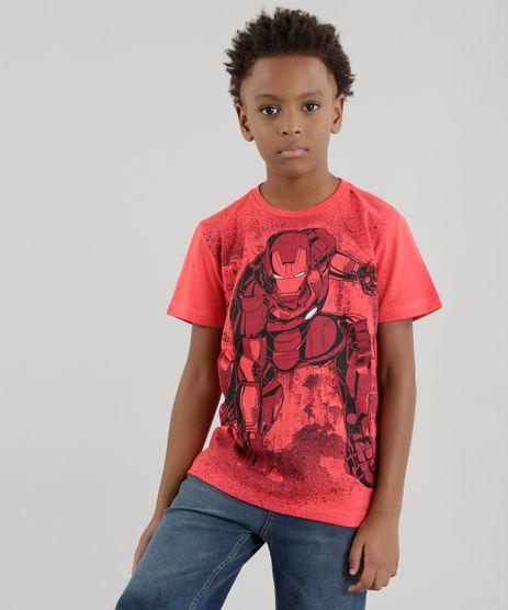 Camiseta-Homem-de-Ferro-Vermelha-8589627-Vermelho_1