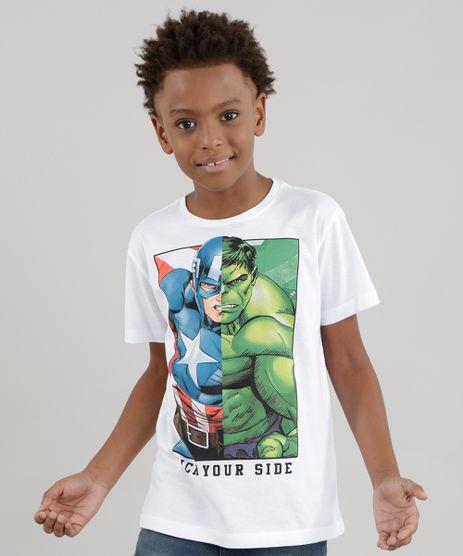 Camiseta-Capitao-America-e-Hulk-Branca-8589641-Branco_1