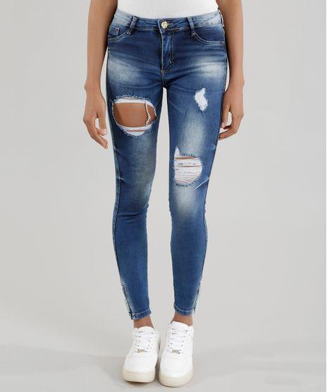 Calca-Jeans-Skinny-Sawary-Azul-Medio-8602906-Azul_Medio_1