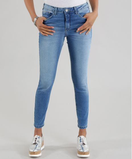Calca-Jeans-Cigarrete-Azul-Medio-8605663-Azul_Medio_1