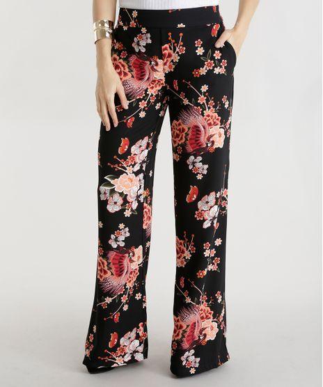 Calca-Pantalona-Estampada-Floral-Preta-8537049-Preto_1