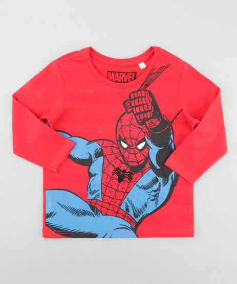 Camiseta-Homem-Aranha-Vermelha-8613790-Vermelho_1