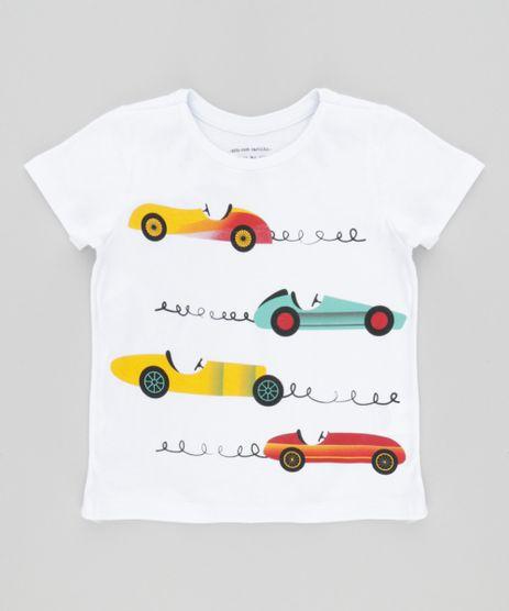 Camiseta-com-Estampa-de-Carros-Branca-8612561-Branco_1