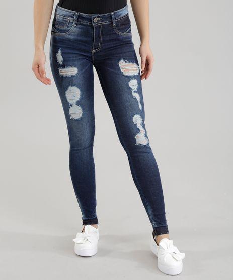 Calca-Jeans-Skinny-Sawary-Azul-Medio-8604443-Azul_Medio_1
