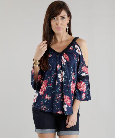 Blusa-Open-Shoulder-Estampada-Floral-Azul-Marinho-8614247-Azul_Marinho_1