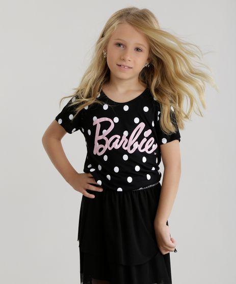 Blusa-Barbie-Estampada-de-Poa-Preta-8616684-Preto_1