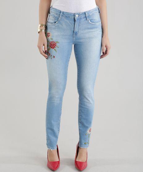 Calca-Jeans-Cigarrete-com-Bordado-Azul-Claro-8604908-Azul_Claro_1