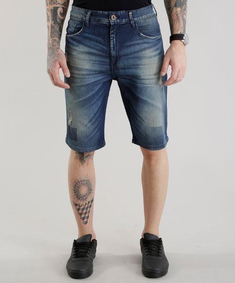 Bermuda-Jeans-Reta-Azul-Escuro-8543702-Azul_Escuro_1