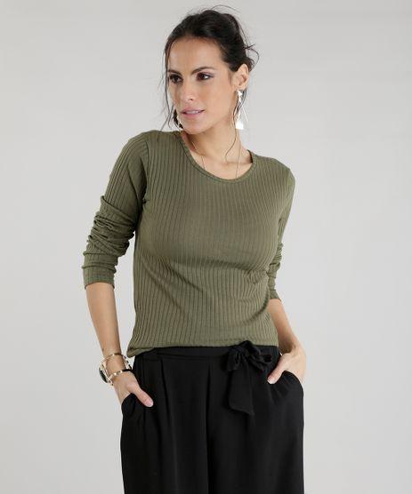 Blusa-Basica-Canelada-Verde-Militar-8623994-Verde_Militar_1