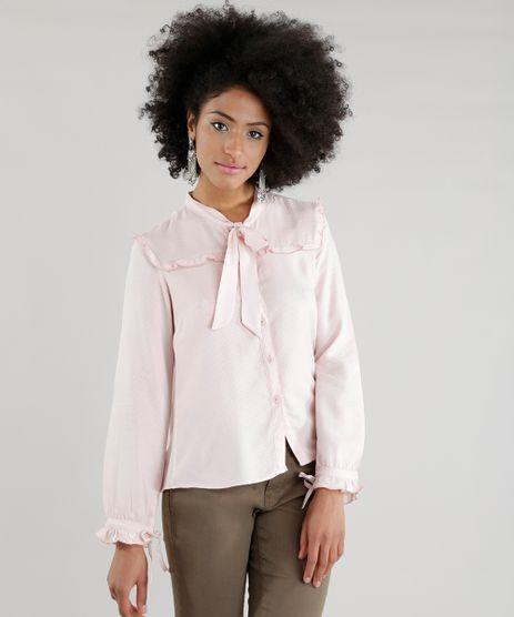 Camisa-com-Laco-e-Babados-Rose-8627630-Rose_1