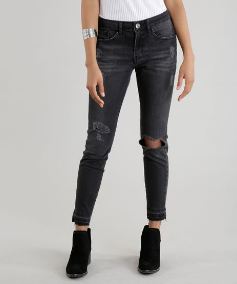 Calca-Jeans-Cigarrete-Preto-8605718-Preto_1