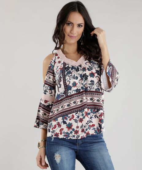 Blusa-Open-Shoulder-Estampada-Floral-Rose-8614195-Rose_1