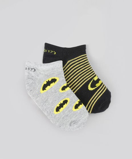 Kit-de-2-Meias-Batman-Multicor-8622972-Multicor_1