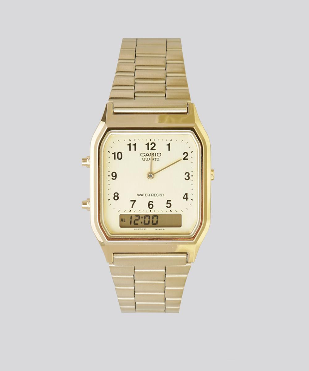 c2e7617786f CEA. Relógio Analógico e Digital Casio ...