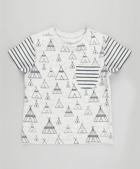 Camiseta-com-Estampa-de-Oca-Cinza-Mescla-8613859-Cinza_Mescla_1