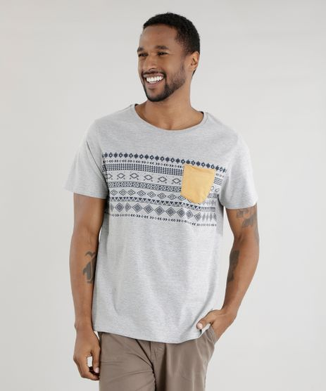 Camiseta-com-Estampa-Etnica-Cinza-Mescla-8590061-Cinza_Mescla_1