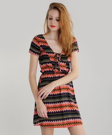 Vestido-Estampado-Etnico-Preto-8587545-Preto_1