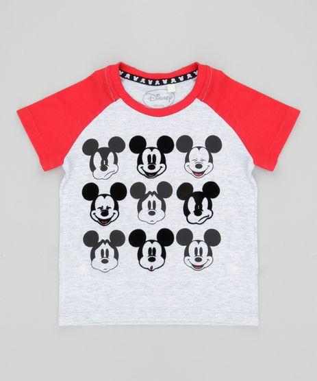 Camiseta-Mickey-Cinza-Mescla-8614829-Cinza_Mescla_1