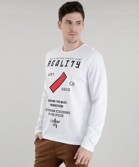 Camiseta--Reality--Branca-8618276-Branco_1