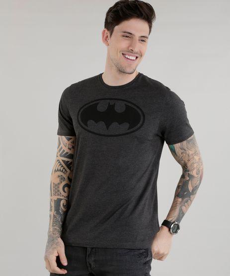 Camiseta-Batman-Cinza-Mescla-Escuro-8577640-Cinza_Mescla_Escuro_1