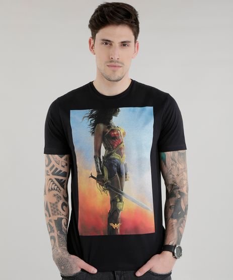 Camiseta-Mulher-Maravilha-Preta-8577647-Preto_1